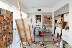 #art #studio I need a space like this