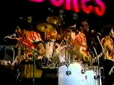 """Groovy Movies: The Commodores """"Sweet Love"""" LIVE on U.S. TV 1976"""