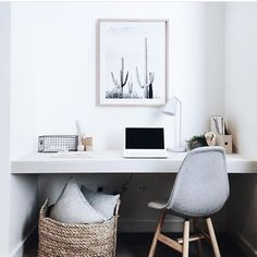 Workspace inspiration from the talented team at @bowerbirdinteriors 👌🏼