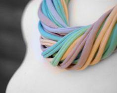 Upcycled BOW fiber by cirrhopp on Etsy