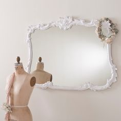 Buffet Mirror from Rachel Ashwell Shabby Chic Couture