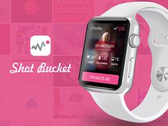 Shotbucket For Apple Watch