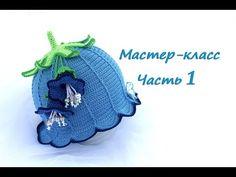 Crochet Girls BlueBell Flower Sun Hat Free Pattern with Video Tutorial