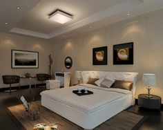 Discover modern bedroom designs for your home. Bedroom is a place to relax, hence it is very important to make your bedroom designs the way you want it. Home Bedroom, Master Bedroom, Bedroom Decor, Bedroom Ideas, Awesome Bedrooms, Beautiful Bedrooms, Nice Bedrooms, Modern Bedroom Design, Bedroom Designs
