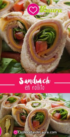Un desayuno fácil: sandwich en rollo, nutritivo y delicioso, con jamón y queso