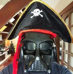 Darth Vader Pirate