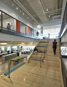 Google・Twitter・Facebook・Apple・Adobeなど有名企業のオフィス写真を集めまくったサイト「Office Snapshots」 - GIGAZINE