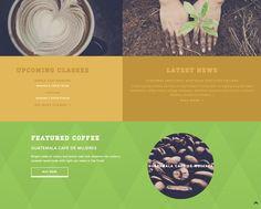 Tiny Footprint Coffee › Adorable Responsive Site