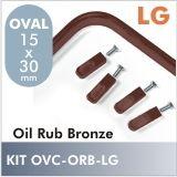 Novara Large ORB Corner Rod Kit
