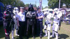Royal Navy with Darth Vader