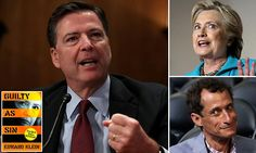 Why Comey jumped at the chance to reopen Hillary investigation