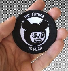 THE FUTURE IS FEAR patch