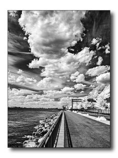 Black and White Fine Art Photography Infrared by LarryNicosiaPhoto, $39.00