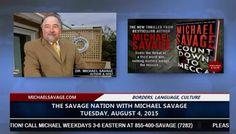 Savage  ''obama has de moralzed this nation''
