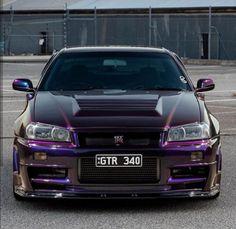 Nissan Gtr R33, R34 Gtr, Tuner Cars, Jdm Cars, Nissan Gtr Skyline, Car Wheels, Car Car, Custom Cars, Luxury Cars