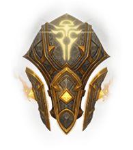 Wow Of Warcraft, Warcraft Art, Discipline Priest, Arcane Mage, Magic Armor, Holy Priest, Wow Video, Ninja Weapons, Shield Design