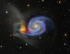 widescreen wallpaper galaxy  (Radford WilKinson 5859x4534)