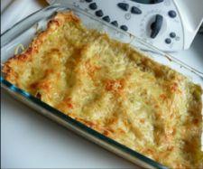 Lasagnes Thon Courgettes