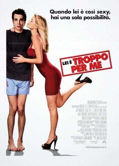 Lei è troppo per me She's Out of My League USA: 2010 Genere: Commedia Durata: 104' Regia: Jim Field Smith Con: Jay Baruchel, Alice Eve, Krysten Ritt