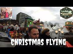 Onride Christmas Flying (Flying Jumbo) Ordelman @ Winterland Hasselt 201...