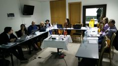 First Transnational Meeting for the LAMOS project // Primer encuentro internacional del proyecto LAMOS