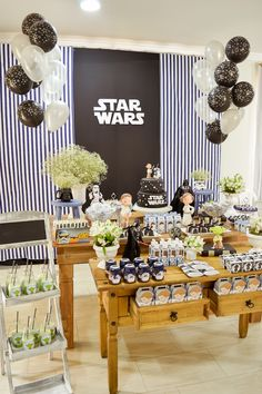 Encontrando Ideias: Festa Star Wars!!