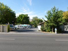 Sullivans Mobile Home And RV Park At Pocatello Idaho United States