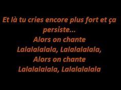 Stromae-alors on dance(lyrics) - YouTube