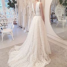 ISLA by @odylynetheceremony this gorgeous gown along will be gracing us with her presence during our upcoming Odylyne The Ceremony Trunk Show in May! Be sure to get in touch to secure your appointment time #starcrossedlovers2017