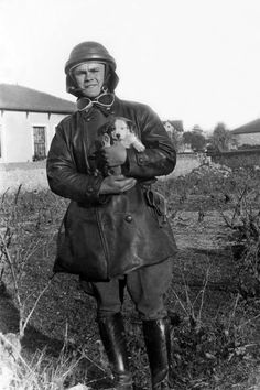 Piloto de la segunda guerra mundial