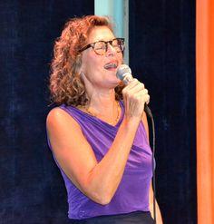 Maggie's interpretation of Miss Celie's Blues, in Amsterdam