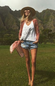 Boho summer @the_salty_blonde