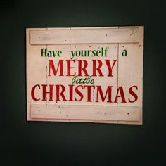 christmas                                               Homemade wood pallet signs