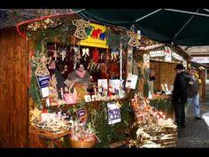 Weihnachten in Deutschland.wmv Deutsche Weihnachtsmärkte 2011