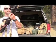 Thunder Ranch - Urban Precision Rifle - Part 1   James Yeager