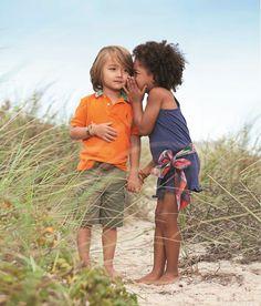 Ralph Lauren kids Fall2014 | Colour matching with Ralph Lauren Kids