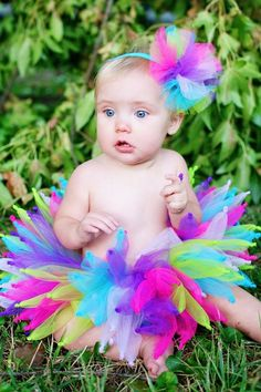 notted tutu | Pixie Princess FULL Boutique Fairy KNOTTED Tutu Custom 0-12mo-2T-3T ...