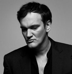 Yes, Quentin Tarantino. It's the nose.