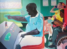Arthur Arnold / Coletivo para a Disney / Acrílica sobre tela - 2012 - 145 x 198 cm