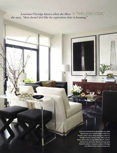 The November/December 2015 issue of Veranda features several beautiful projects, including one from here in Houston. The chic penthouse apartment in a Houston high-rise belongs to my friend, Laurann Claridge. Laurann has a fantastic fashion line called Claridge + King along with her sister, Lizbeth King. They make some of my favorite shirts in the world. …