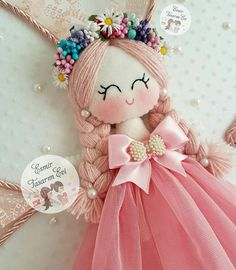 this is such a sweet doll