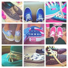 I don't know why I have a strange obsession with vans.