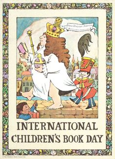 Día Internacional del libro infantil y juvenil 1972. Maurice Sendak. Estados Unidos.