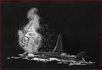 SPIRIT OF THE ORCA - The Needlework Show - The Stitching Studio -  I love their pacific northwest designs