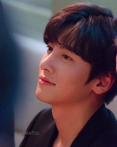 Ji Chang Wook at the Clash De Cartier Studio opening, Singapore on Ji Chang Wook Smile, Ji Chan Wook, Korean Men, Korean Actors, Korean Idols, Weekend Film, Korean Drama Quotes, Park Jin Young, Cinema