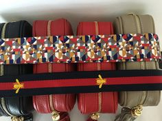 Bags and shoulder straps