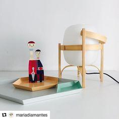 Lo bonito que es gustarle a la gente a la que admiras  muchísimas felicidades @mariadiamantes y muchas gracias a los dos por confiar en nosotros  @conradroset  • • • #domésticoshop #easyliving #designinspiration #seekthesimplicity #theartofslowliving #homestyle #design #interiordesign