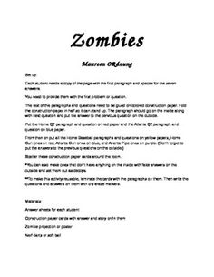 zombie informative speech Quiggin, john zombie economics : how dead ideas still walk among us / john  quiggin  nanke used it as the title of a widely publicized speech given in 2004   observations of current income flows are informative only.