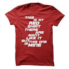 My Red Shirt – Custom Design T Shirt, Hoodie, Sweatshirts - create your own shirt #teeshirt #clothing