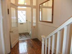 small victorian vestibule